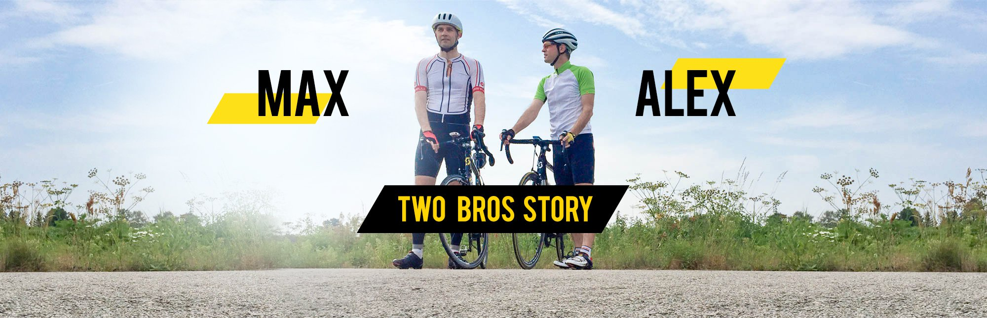 Road bike bros story