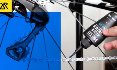 Muc-Off Team Sky Hydrodynamic Chain Lube Oil Review Watts